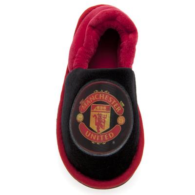 Manchester United Junior Tofflor Moving Crest