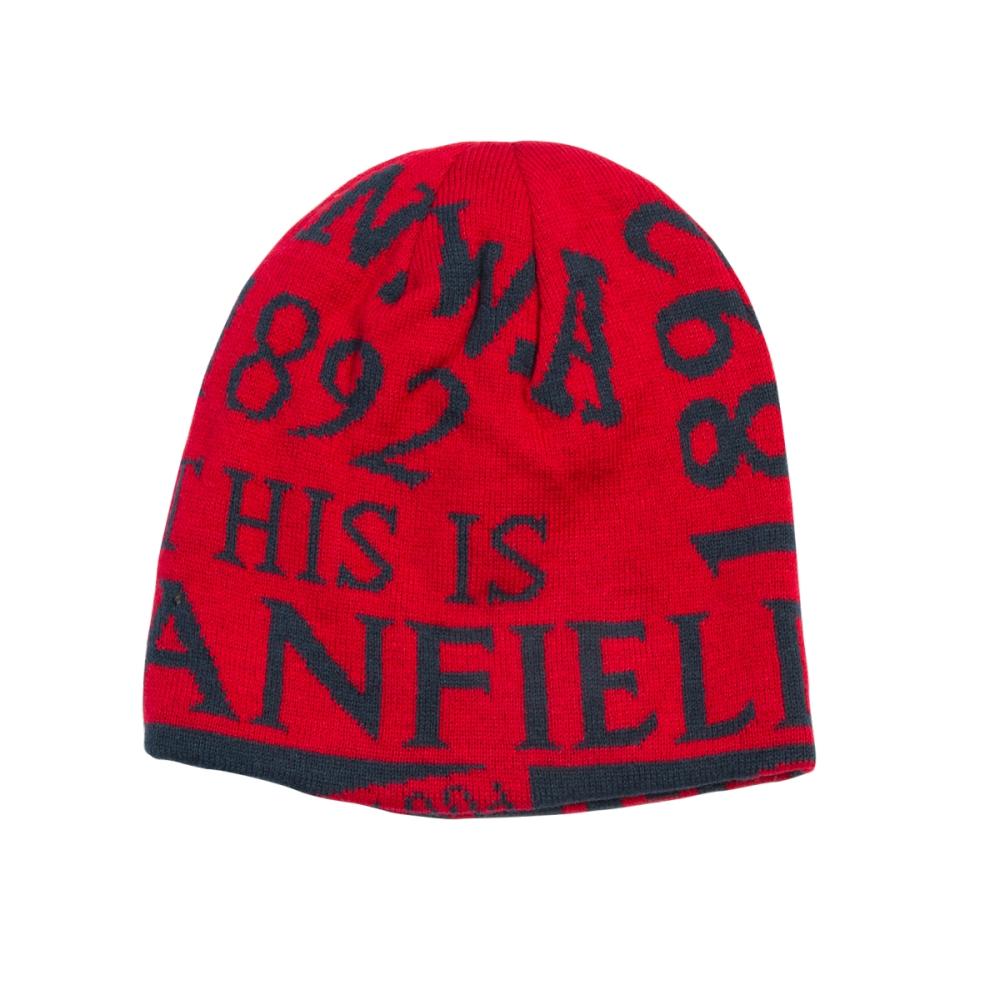 14ba5692eb4 Liverpool Mössa Vändbar Rödblå Barn