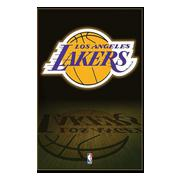 los-angeles-lakers-affisch-logo-1