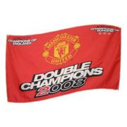 manchester-united-double-champions-flagga-1