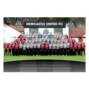 newcastle-united-affisch-squad-91-1