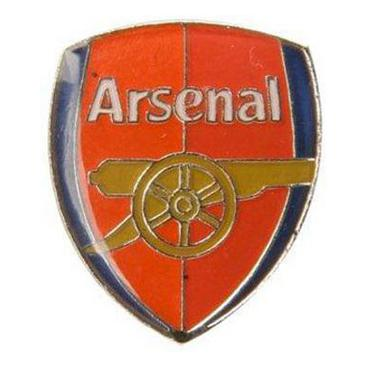 Arsenal Pinn Crest