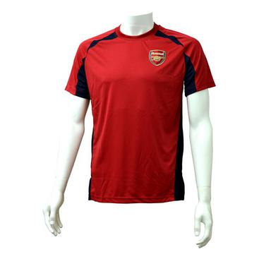 Arsenal T-shirt Panel Röd