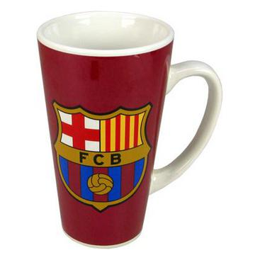 Barcelona Lattemugg Double Crest