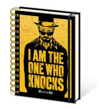 Breaking Bad A5 Block I Am The One Who Knocks