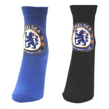 Chelsea Strumpor 2-pack Junior