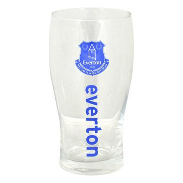 Everton Ölglas Pint Wordmark
