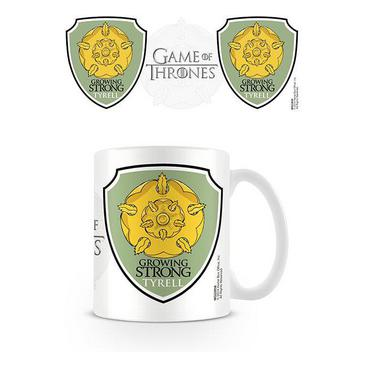 Game Of Thrones Mugg Tyrell