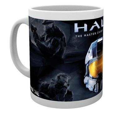 Halo Master Mugg Chief Collection
