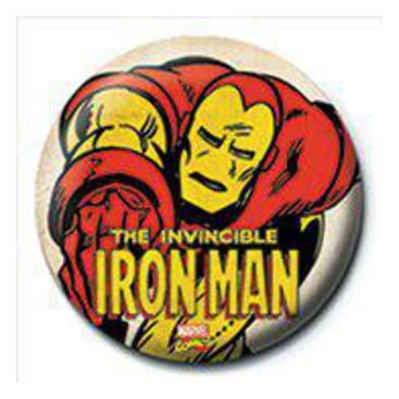 Iron Man Pinn Invincible