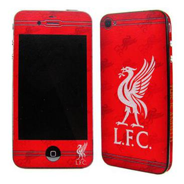 Liverpool Dekal Iphone 4/4s Liverbird