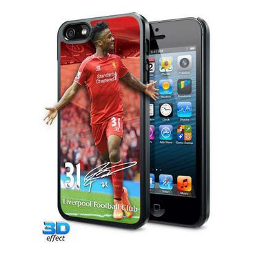Liverpool Iphone-5-skal 3d Sterling 31