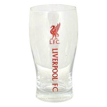 Liverpool Ölglas Pint Wordmark