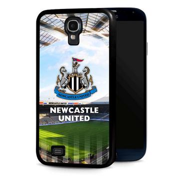Newcastle United Samsung Galaxy S4-skal 3d