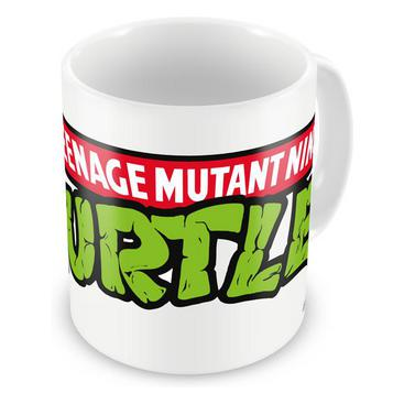 Teenage Mutant Ninja Turtles Mugg Logo