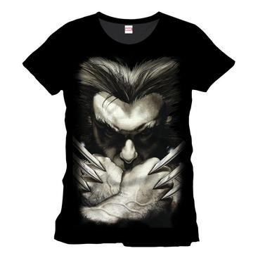 Wolverine T-shirt Claws
