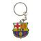 Barcelona Nyckelring Crest
