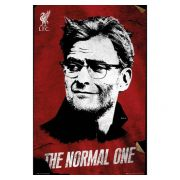 Liverpool Affisch Klopp The Normal One 62