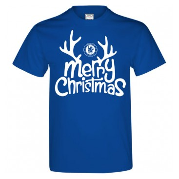 Chelsea T-shirt Merry Christmas