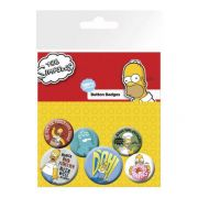 simpsons-knappar-homer-6-pack-1
