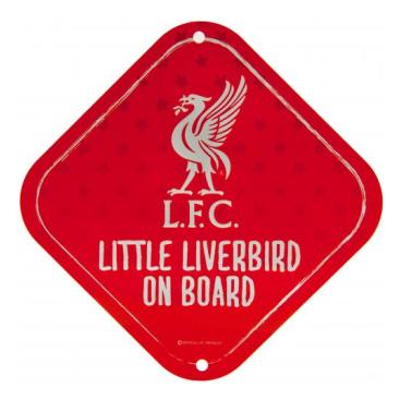 Liverpool Skylt On Board