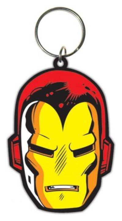 Iron Man Nyckelring Face 04c058e31be88