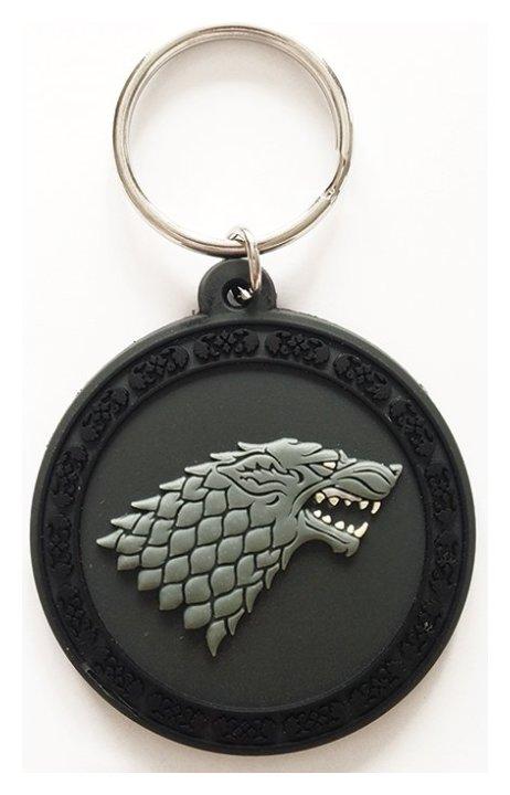 Game Of Thrones Nyckelring Stark 00ec3bd7596ec