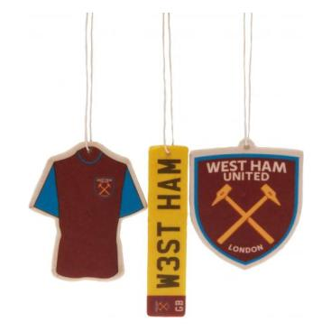 West Ham Bildoft 3-pack