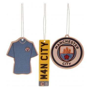 Manchester City Bildoft 3-pack