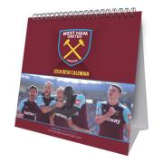 west-ham-united-skivbordskalender-2019-1