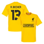 liverpool-t-shirt-becker-13-team-barn-gul-1