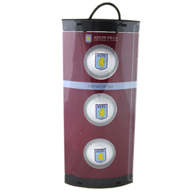 Aston Villa golfbollar