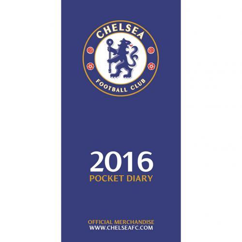 Chelsea Fickkalender 2016