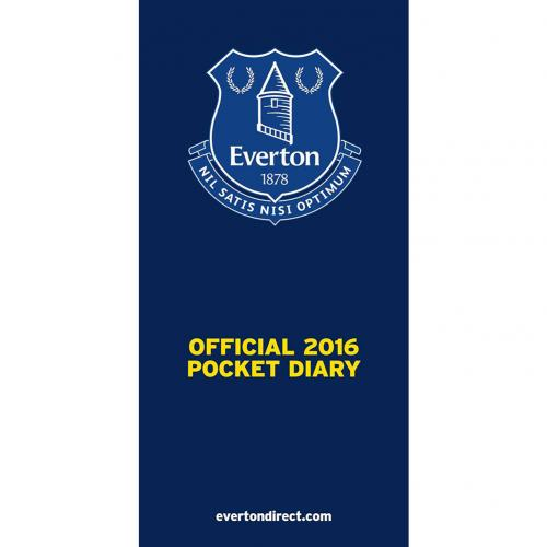 Everton Fickkalender 2016