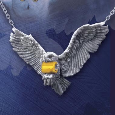 Harry Potter Hängsmycke Hedwig