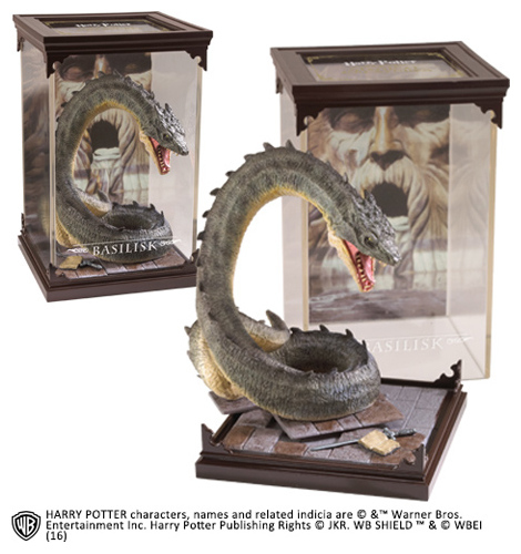 Harry Potter Skulptur Basilisk