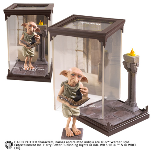 Harry Potter Skulptur Dobby