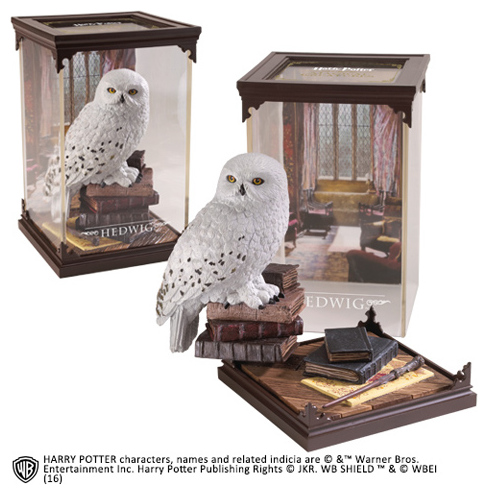 Harry Potter Skulptur Hedwig