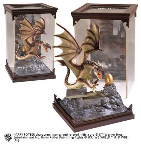 Harry Potter Skulptur Hungarian Horntail Dragon