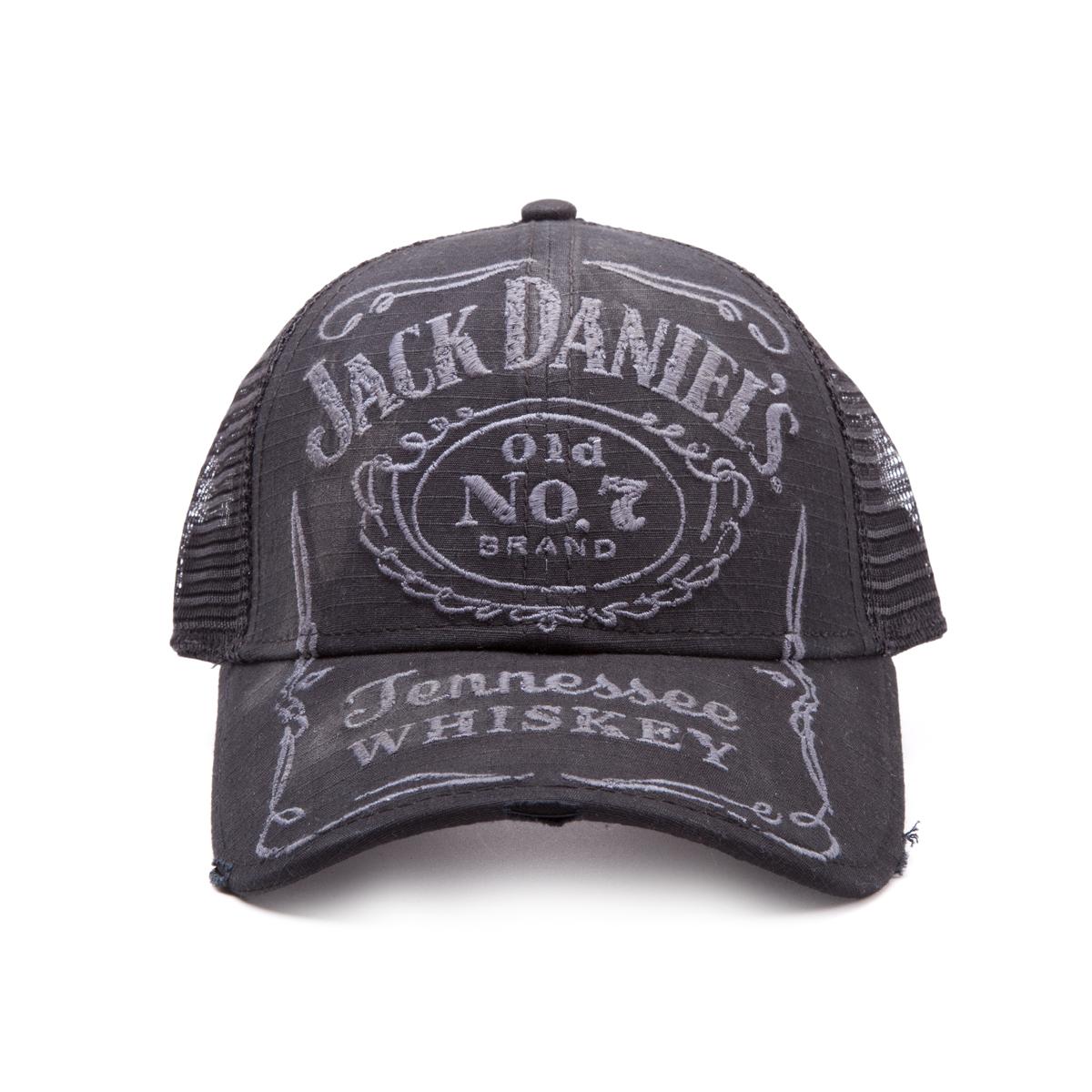 Jack Daniels Keps Vintage Trucker