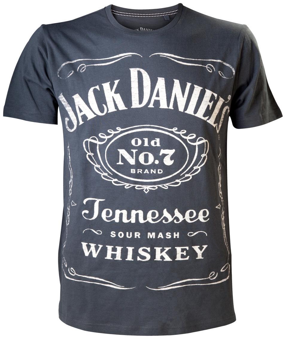 Jack Daniels T-shirt Vintage Grå S