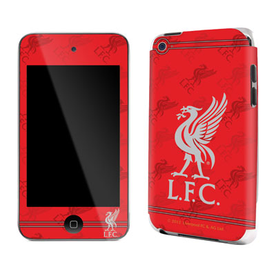 Liverpool Dekal iPod Touch 4G