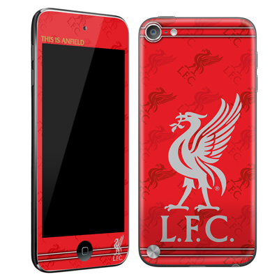 Liverpool Dekal iPod Touch 5G