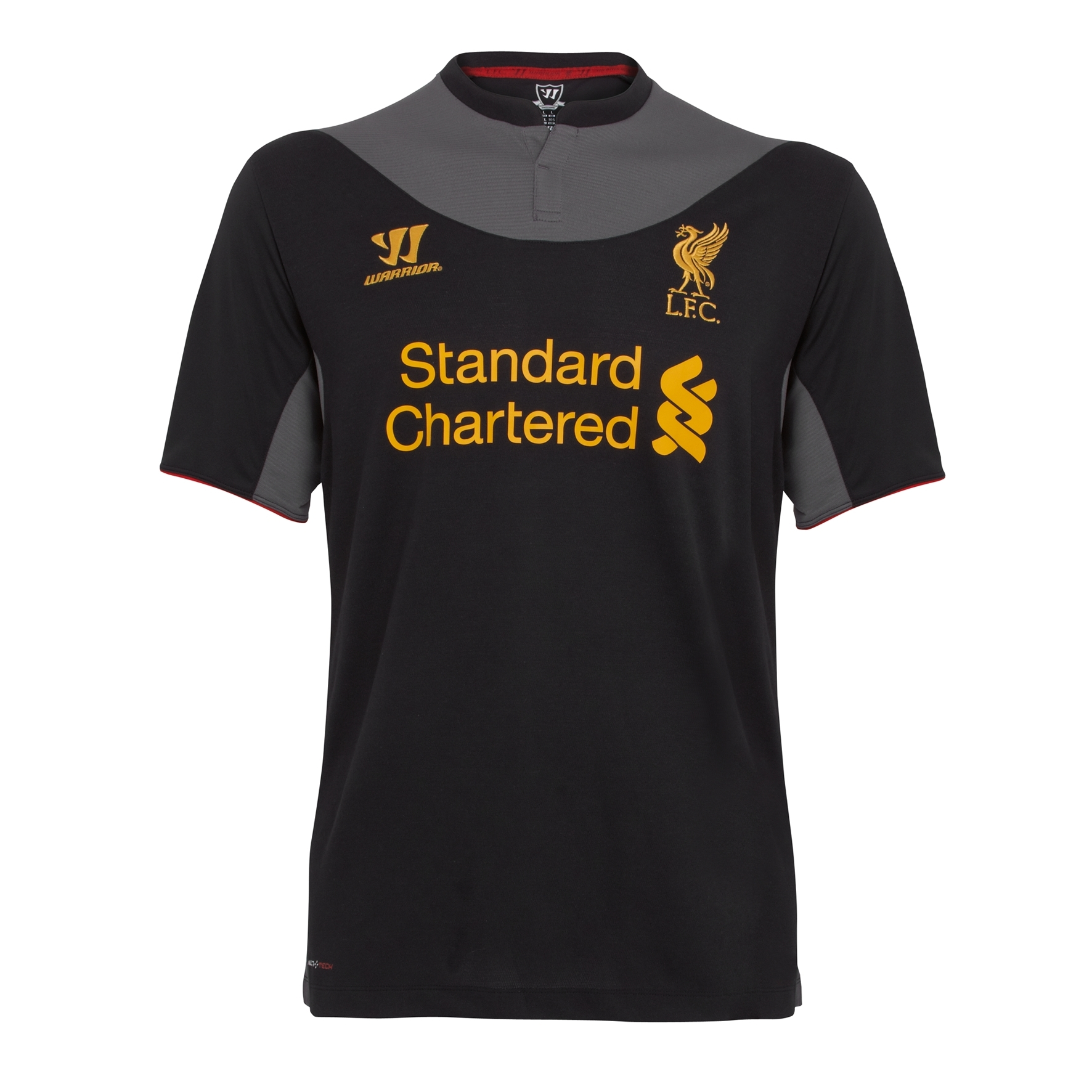 Liverpool matchtröja Borta 2012-13 S