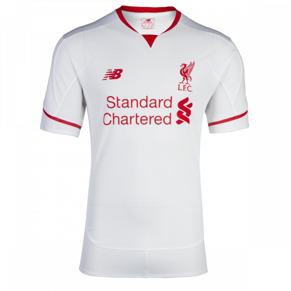 Liverpool Matchtröja Borta 2015-16 S