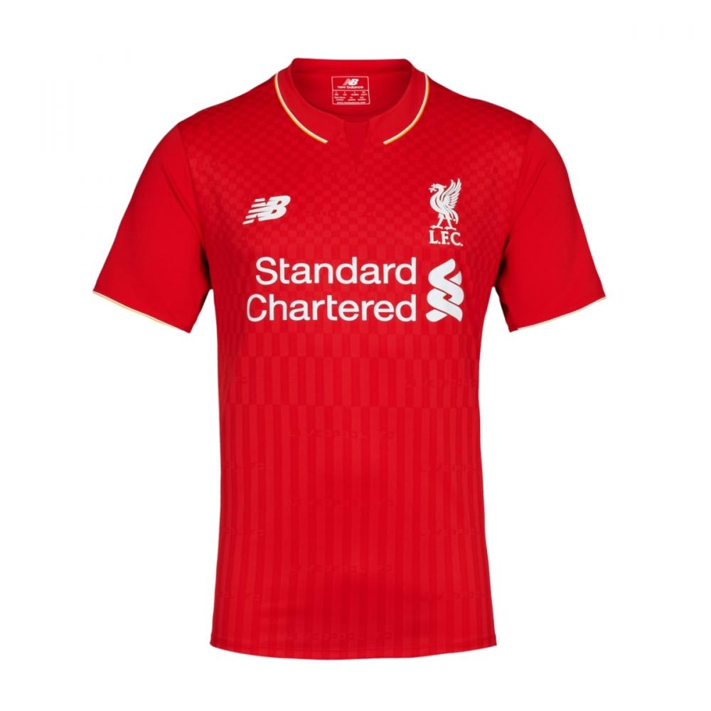 Liverpool Matchtröja Hemma Junior 2015-16 SB