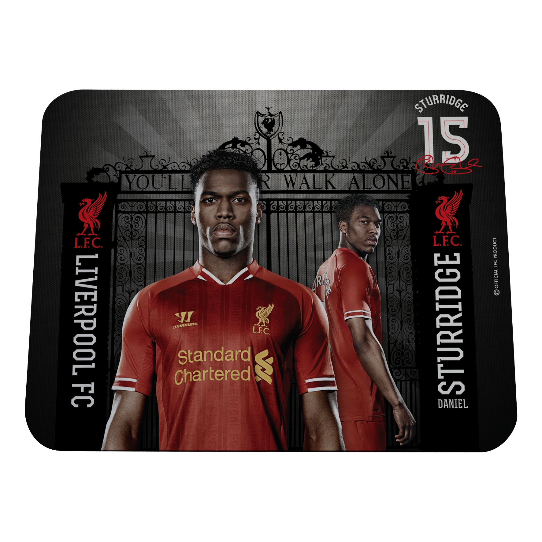 Liverpool Musmatta Sturridge Night