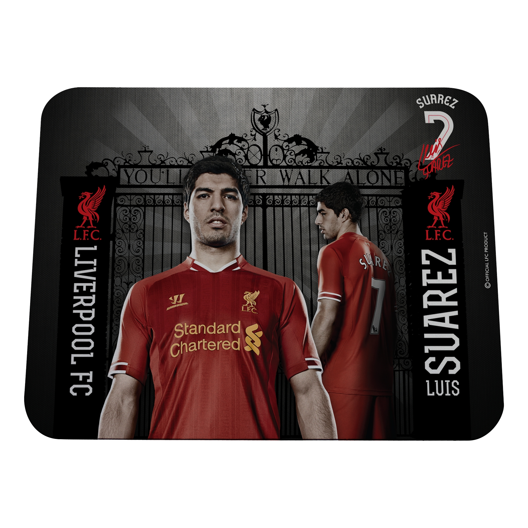 Liverpool Musmatta Suarez Night