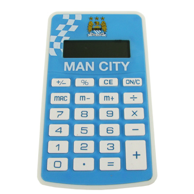 Manchester City Miniräknare