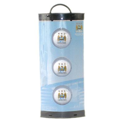 Manchester City golfbollar